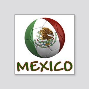 "mexico ns Square Sticker 3"" x 3"""