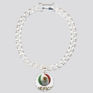 mexico ns Charm Bracelet, One Charm