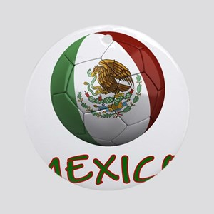 mexico ns Round Ornament