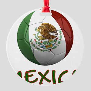 mexico ns Round Ornament