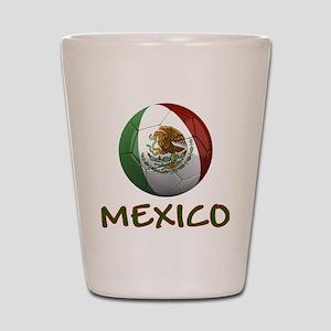 mexico ns Shot Glass