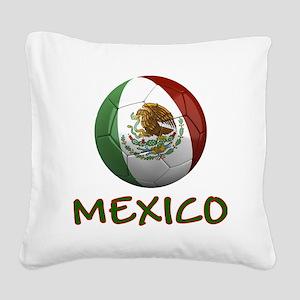 mexico ns Square Canvas Pillow