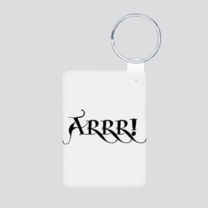 Arrr Keychains