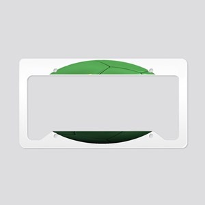 brazil oval License Plate Holder
