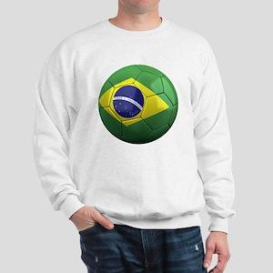 brazil round Sweatshirt
