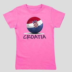 croatia Girl's Tee