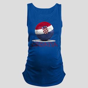 croatia Maternity Tank Top