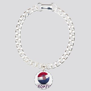 croatia Charm Bracelet, One Charm