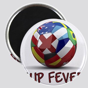 cup fever 1 Magnet