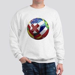 cup fever 1 round Sweatshirt