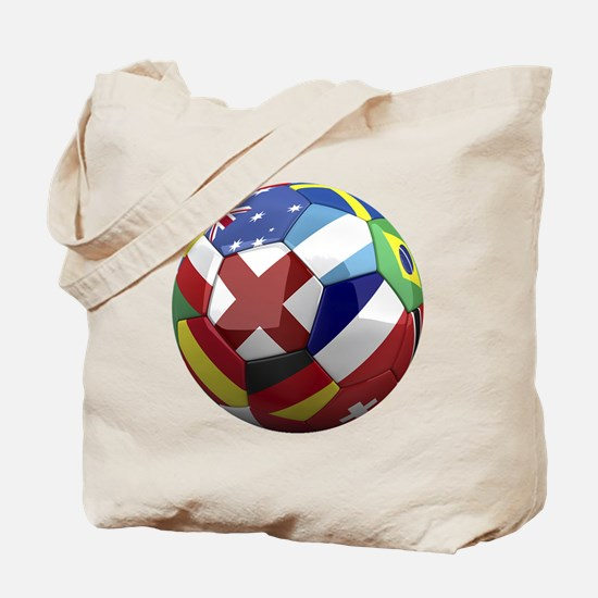 cup fever 1 round Tote Bag