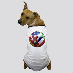 cup fever 1 round Dog T-Shirt