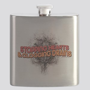 Stopping Hearts Flask
