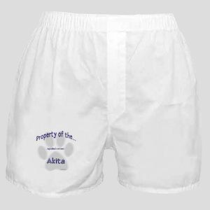 Akita Property Boxer Shorts