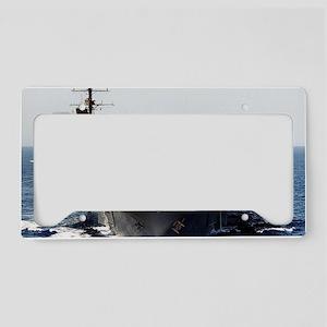 saratoga cva rectangle magnet License Plate Holder