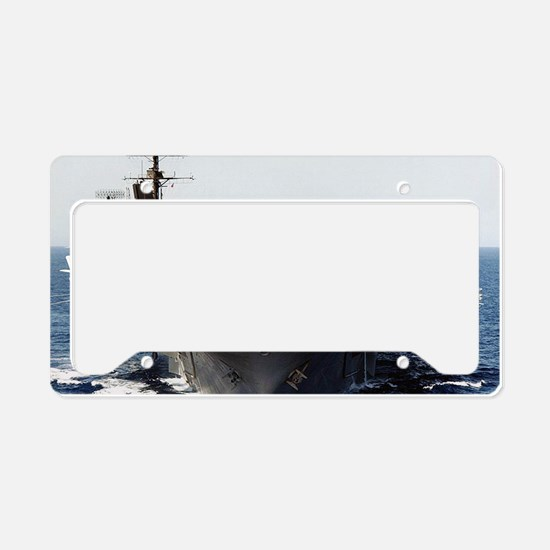 saratoga cv rectangle magnet License Plate Holder