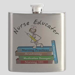 Nurse Educator BOOK STACK Flask
