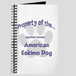 American Eskimo Property Journal