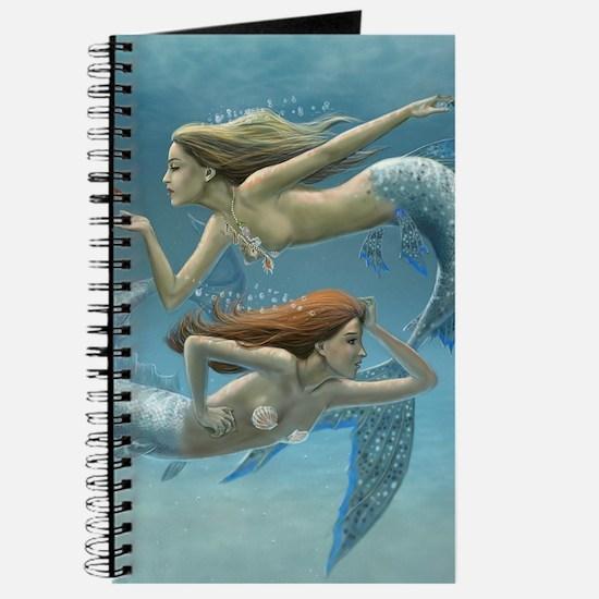 siren sisters for prints Journal