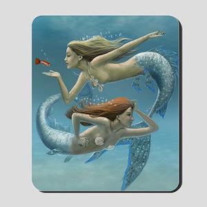 siren sisters for prints Mousepad