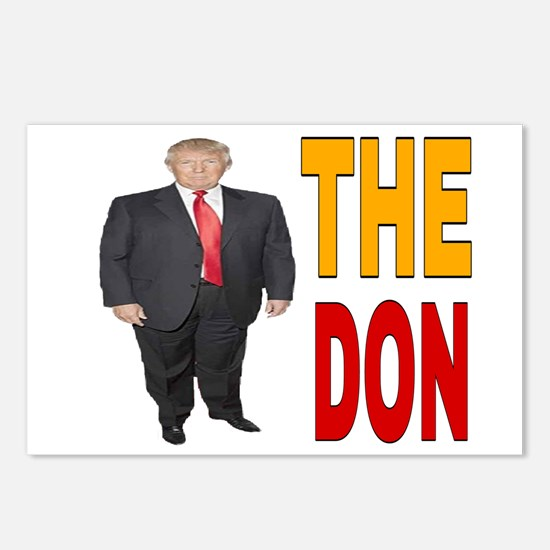THE DON Postcards (Package of 8)