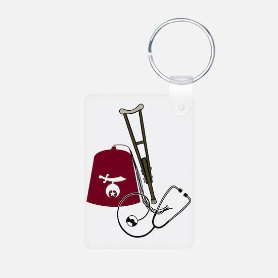 Shriners Keychains