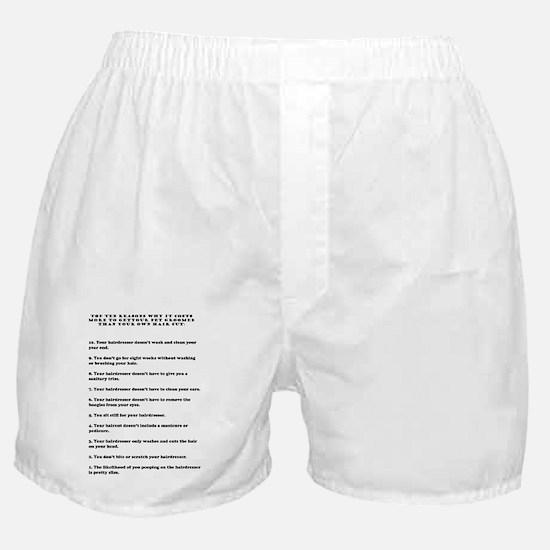top ten reasons black Boxer Shorts