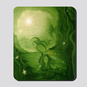 mermaidcave Mousepad