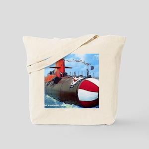 gwcarver framed panel print Tote Bag