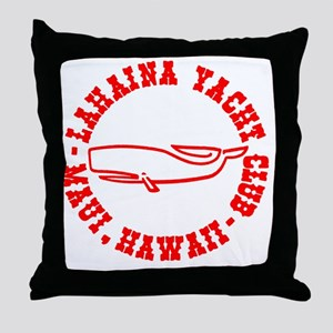 LYC Classic Whale Throw Pillow