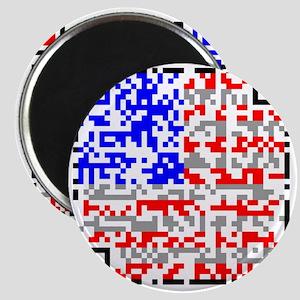 qr_flag_free Magnet