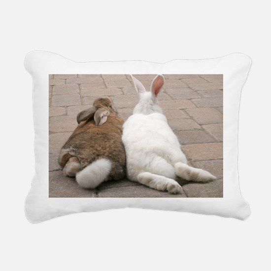 VA006-IzzyOzzyButts Rectangular Canvas Pillow