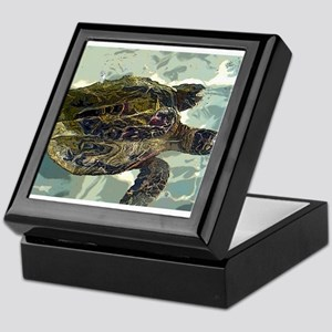 Happy Honu Keepsake Box