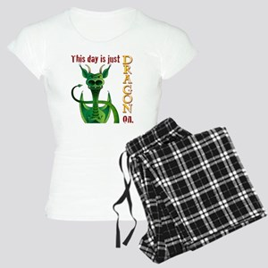 This day is just dragon on. Women's Light Pajamas