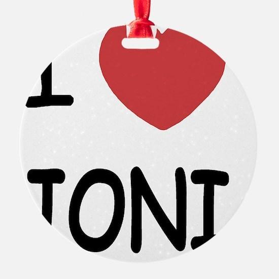JONI Ornament