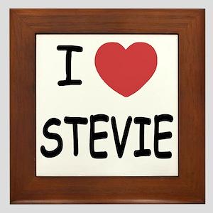 STEVIE Framed Tile