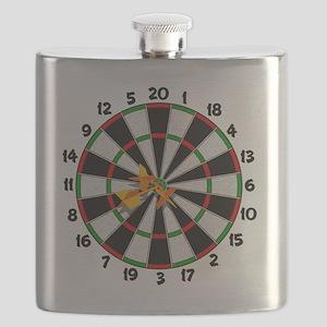 dartboard Flask