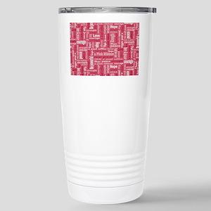 Awareness copy Stainless Steel Travel Mug