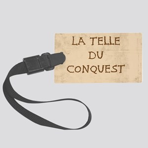coinpurse_back2_bayeux Large Luggage Tag