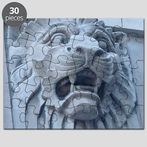 Leering Lion Puzzle