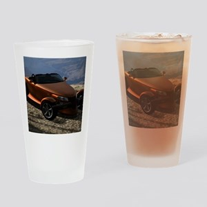 Plymouth Prowler 2002 Drinking Glass