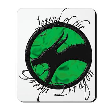 LoGD Medallion Mousepad