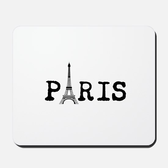 PARIS Eiffel Tower Mousepad