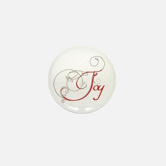 Joy! Mini Button