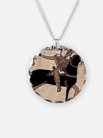 ipad2case1_bayeux Necklace Circle Charm