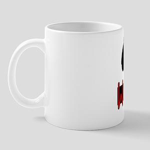Wake Up for White Mug