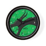 LoGD Medallion Wall Clock