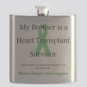 BrotherHeartTransplant Flask