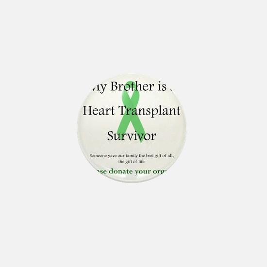 BrotherHeartTransplant Mini Button