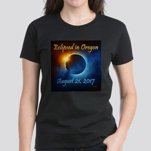 Eclipsed In Oregon T-Shirt
